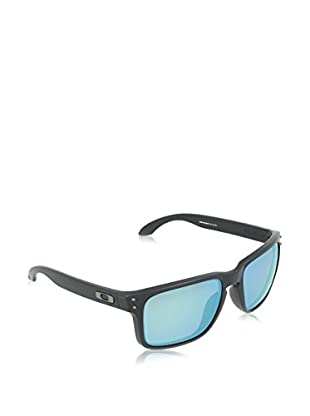 Oakley Occhiali da sole Polarized Mod. 9102 910250 (55 mm) Nero