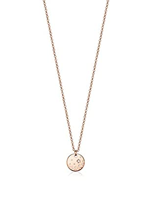 Esprit Set catenina e pendente Round Star Rose argento 925