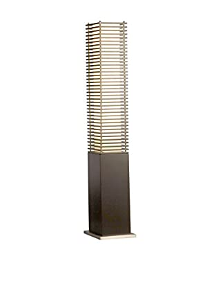 Nova Lighting Kimura Accent Floor Lamp, Dark Brown