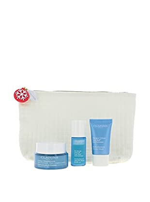 Clarins Kit Facial 4 Piezas Hydraquench Collection