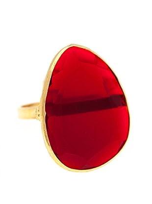 Córdoba Joyeros Anillo Elegant Rojo