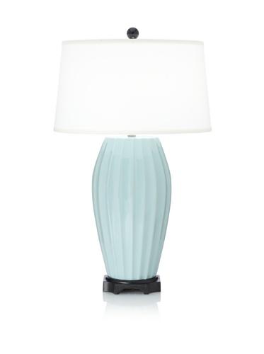 Henry Table Lamp (Seafoam)