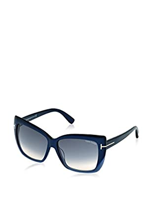 Tom Ford Gafas de Sol 390 (59 mm) Azul Oscuro