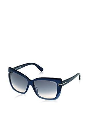 Tom Ford Sonnenbrille 390 (59 mm) dunkelblau