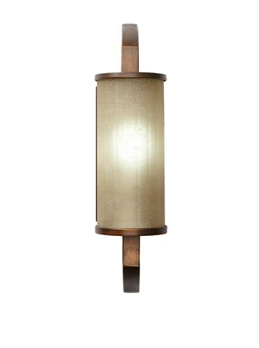 Feiss Single Light Sconce, Bronze