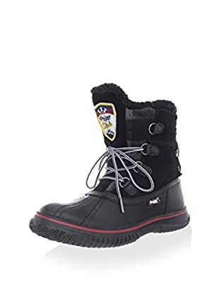 Pajar Women's Iceberg Lace-Up Short Snow Boot