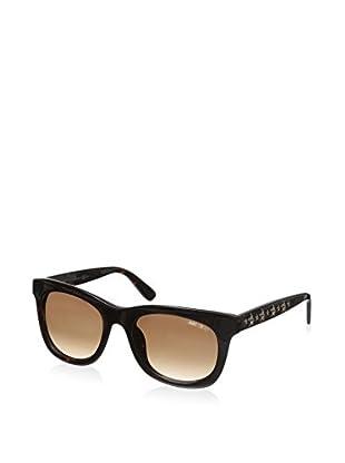 JIMMY CHOO Women's SASHA/S  Sunglasses, Havana