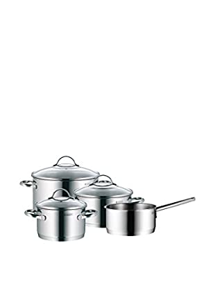 WMF Provence Plus 7 Pc. Cookware Set, Stainless Steel Grey