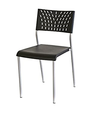 Special tables & Chairs Set Silla 4 Uds. Aura Negro