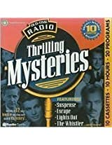 Thrilling Mysteries (10-Hour Collections)