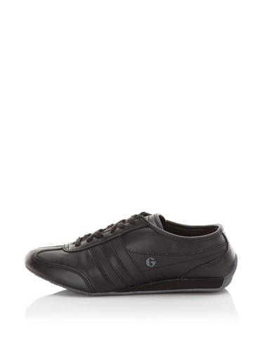 Gola Women's Sprint Sneaker (Black/black)