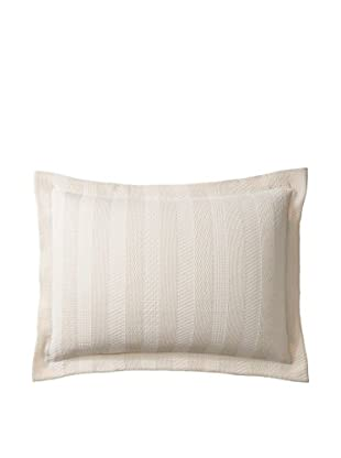 Belle Époque Studio Stripe Crochet Sham