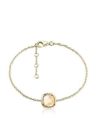 DI GIORGIO PARIS Armband Dgm51Ci vergoldetes Silber 18 Karat
