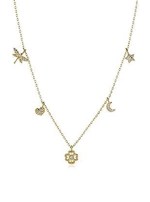 Melin Paris Collar Gold Luck Dorado