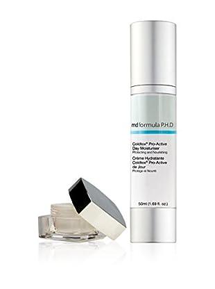 MD FORMULA  Beauty-Set 2 tlg. Coldtox Pro-Active Day Moisturizer, P.H.D. Coldtox ® Overnight Serum