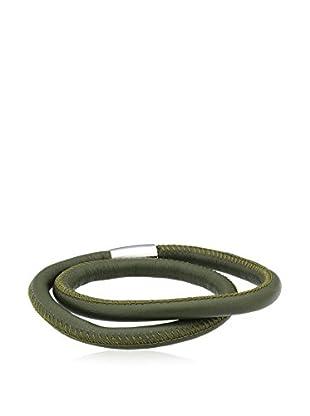 Endless Armband  grün