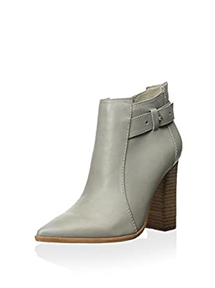 STEVEN by Steve Madden Women's Klick Ankle Bootie (Light Grey)