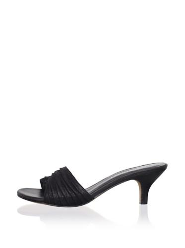 Donald J Pliner Women's Verda Mule (Black)