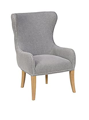 Tottenham Court Riverview Side Chair, Charcoal