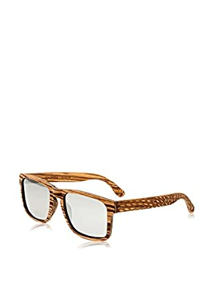 Earth Wood Sunglasses Sonnenbrille Whitehaven (54 mm) braun