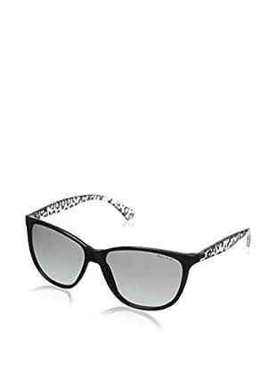 Ralph Lauren Sonnenbrille RA517913771156 (58 mm) schwarz/transparent