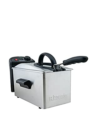 H.koenig Fritteuse 3 L DFX300 stahl