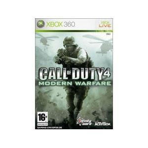 Activision Call of Duty 4-Modern Warfare Xbox