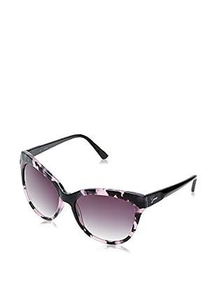 GUESS Sonnenbrille 7330 (59 mm) schwarz/flieder