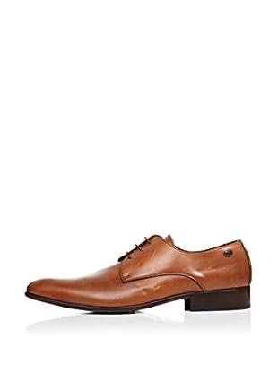 Caramelo Zapatos Lance (Marrón)