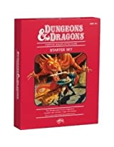 Dungeon & And Dragons Fantasy Roleplaying Game Starter Set Red Box