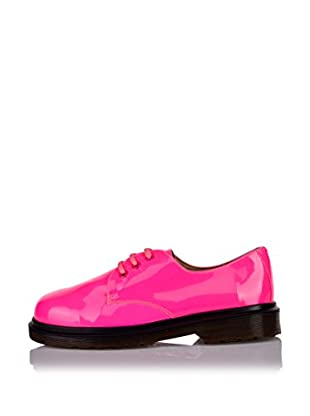 Buffalo London Zapatos Clásicos Oliver (Fucsia)