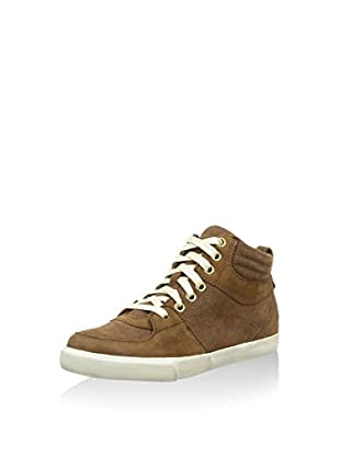 Timberland Hightop Sneaker Chukka Dark