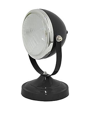 Three Hands Black Spotlight Lamp