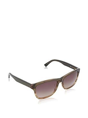 Lacoste Sonnenbrille L709S315 braun/oliv