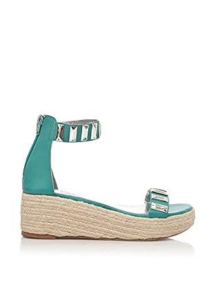Tantra Keil Sandalette SLP148