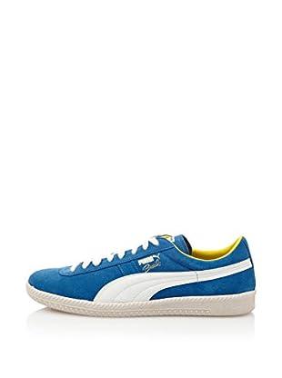 Puma Zapatillas Puma Brasil Football Vntg (Azul / Blanco)