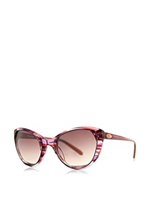 Missoni Sonnenbrille 807S01 (55 mm) rot/lila