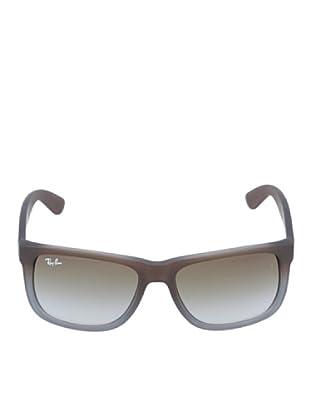 Ray Ban Sonnenbrille Justin 4165 braun