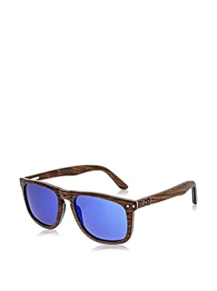 Earth Wood Sunglasses Gafas de Sol Wood Pacific (52 mm) Marrón