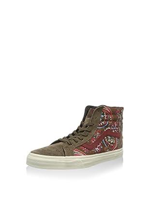 Vans Hightop Sneaker U Sk8-Hi Zip Ca