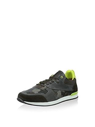 Brax Herren Schnürschuhe, Herren Sneakers, Braun (154 taupe combi), 43 EU