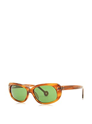 HALLY & SON Gafas de Sol HS-50902 (54 mm) Marrón