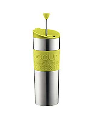 Bodum 15-Oz. Insulated Travel Press, Green