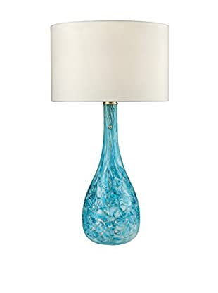 Artistic Lighting Table Lamp, Seafoam