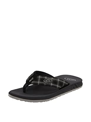 Reef Chanclas Phantoms (Negro)
