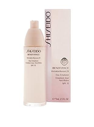 Shiseido Gesichtsemulsion Benefiance 15 SPF 75.0 ml, Preis/100 ml: 71.99 EUR