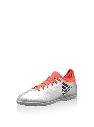 adidas Zapatillas de fútbol X 16.3 TF J