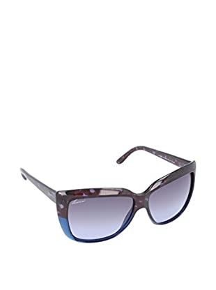 Gucci Sonnenbrille 3585/SLNWV7 blau 58 mm