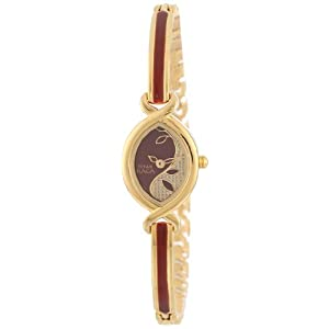 Titan Raga Analog Red Dial Women's Watch - NC2251YM23