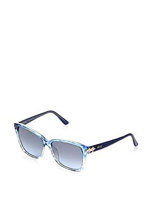 Pucci Sonnenbrille EP716S (56 mm) blau/zweifarbig